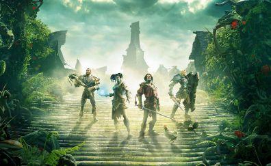 Fable legends, warrior, 4k, video game