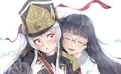 Art, Setsuna Shimazaki, Re:Creators, anime girls