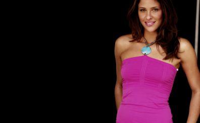 Jill wagner, smile, celebrity