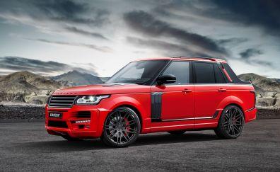 STARTECH Range Rover, SUV car, 4k