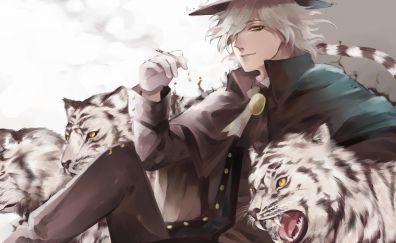 Edmond Dantes, Fate/Grand Order, anime boy