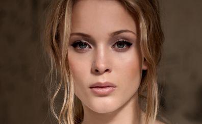 Zara Larsson's Beautiful face