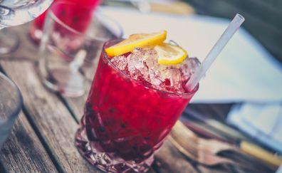 Cold summer drink