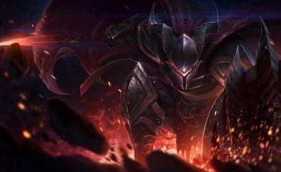 Pantheon, League of legends online game