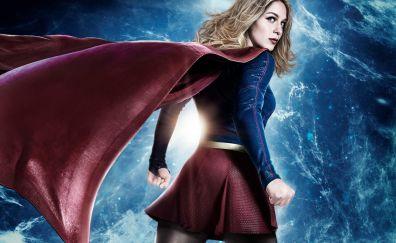 Supergirl, TV, series, super human, 2017