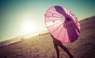 Umbrella, holiday, summer