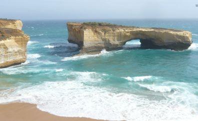 Zenith beach, New South Wales, Australia