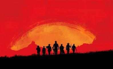 Red dead 3 teaser