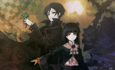 Gokou ruri and kousaka kyousuke anime