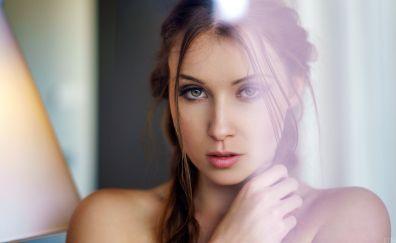 Gorgeous girl model