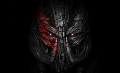 Megatron of transformers movie