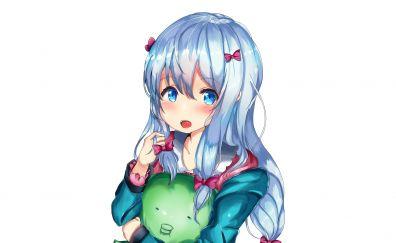 Cute, sagiri izumi, anime girl