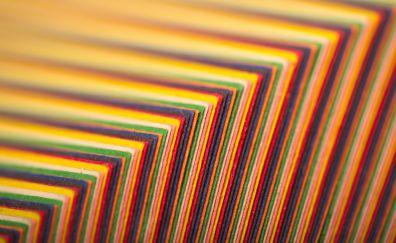 Fabric, arrangement, blur, colorful