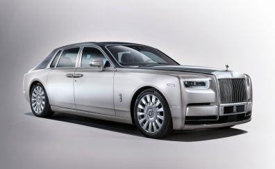 Rolls-Royce Phantom, 2017, luxury car