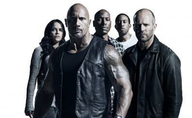 2017 movie, The Fate of the Furious, cast