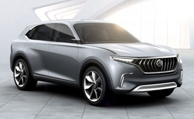 2017 hybrid kinetic k550, silver car