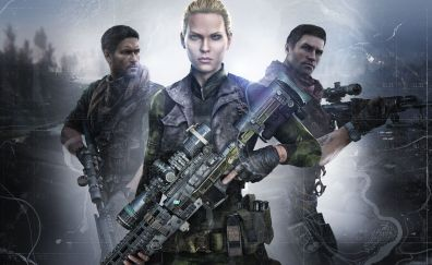 Soldiers, Sniper: Ghost Warrior 3, video game
