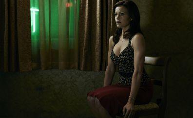 Carla Gugino, Still from wayward pines tv show