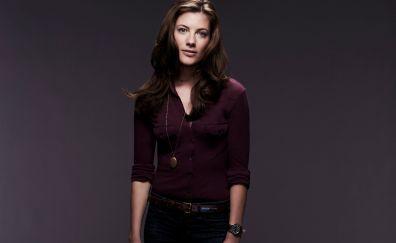 Devin Kelley, brunette, actress