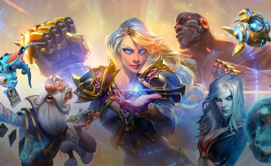 Hearthstone: Heroes of Warcraft, video game
