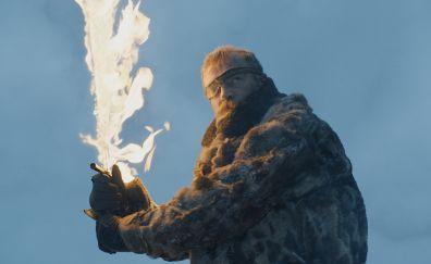 Beric Dondarrion, Richard Dormer, Game of thrones, TV series