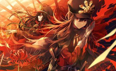 Oda Nobunaga, Demon Archer, Fate/Grand Order, anime girls