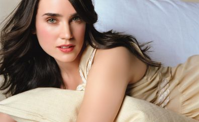 Jennifer Connelly, lying down, actress