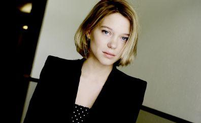 Léa seydoux, short hair, actress