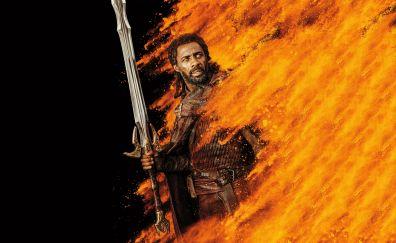 Heimdall, Thor: Ragnarok, movie, 2017, 5k