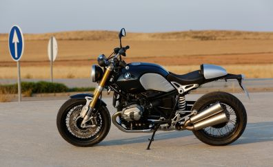 BMW R nineT bike