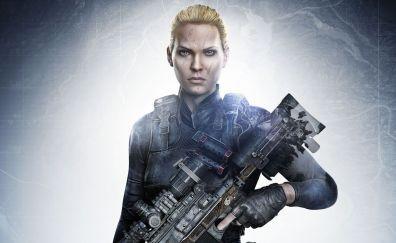 Girl sniper, sniper: ghost warrior 3 story