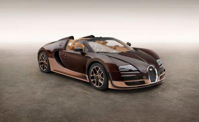 Bugatti Veyron, supercar, 4k