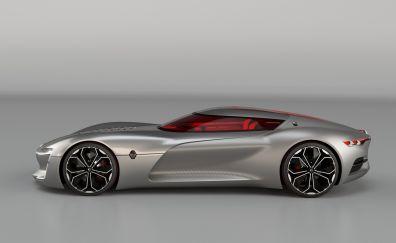 Reanault Trezor concept car