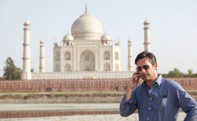 Million Dollar Arm movie, Taj Mahal