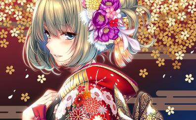 Kaede Takagaki, The Idolmaster Cinderella Girls, anime girl