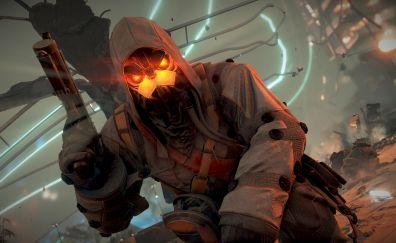 Killzone shadow fall game