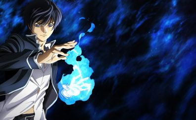 Rei Ogami, Code:Breaker, anime boy