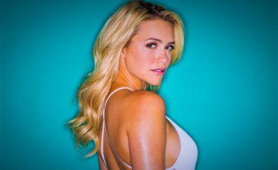Hot Mia Malkova, blonde, model