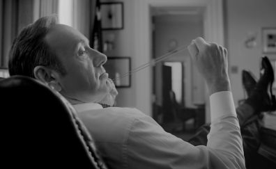 House of cards, Kevin Spacey, president, thinking