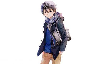 Masamune Makabe, Masamune-kun no revenge, anime boy