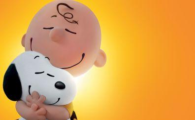Charlie brown, snoopy, the peanuts movie