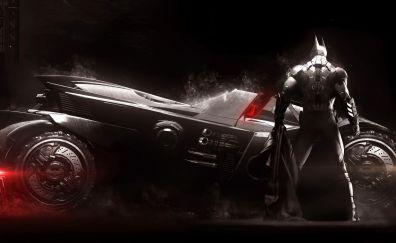 Batman: Arkham Knight, video game, dark