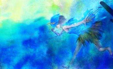 Yomika, Yume Nikki Fangames, anime