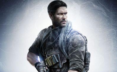 Sniper: Ghost Warrior 3, sniper artwork