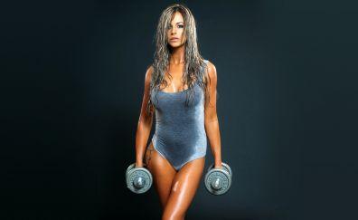 Ava Blue, model