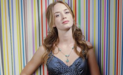 Blonde, famous american, Emily Blunt