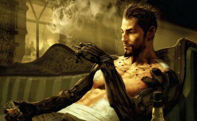 Deus Ex: Human Revolution Video game, robot