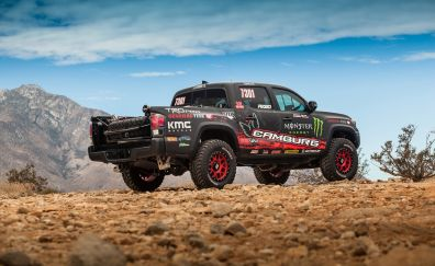 Toyota Tacoma, race truck