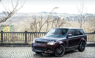 Range Rover, suv, car