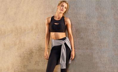 Rosie Huntington-Whiteley, model, 2017